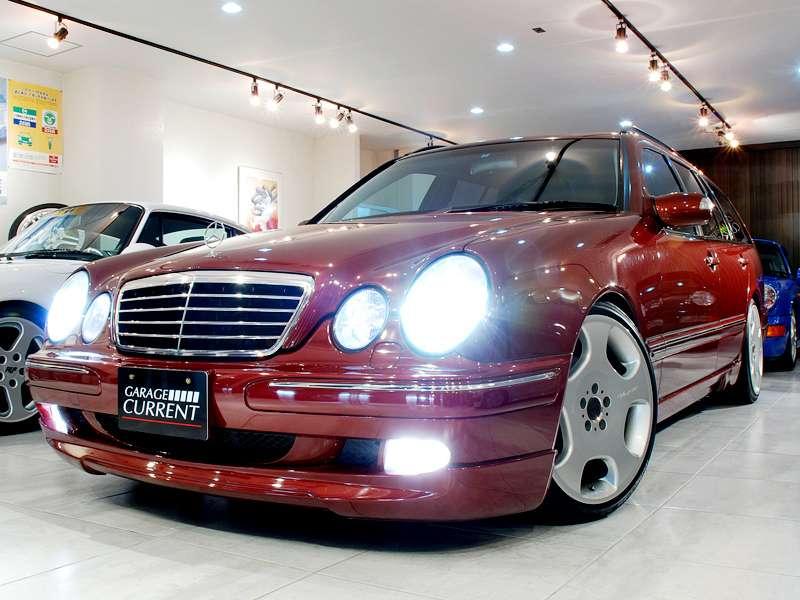 Power cars mercedes benz e430 t by wald for 2000 mercedes benz e430